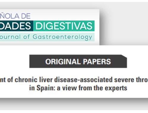 "Proud to be a co-author in the article ""Management of chronic liver disease-associated severe thrombocytopenia in Spain: a view from the experts"" published today in the Spanish Journal of Gastroenterology."