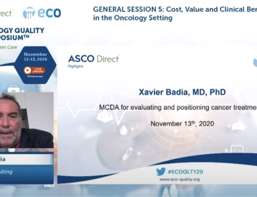The recordings of the 2nd Oncology Quality Care Symposium developed by ECO Foundation on behalf of ASCO are now available on its website