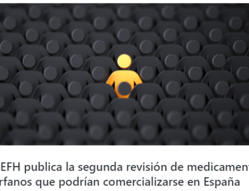 Dr Poveda and Dr Badia tell us how to use the Orphan Drugs Horizon Scanning report in Spain